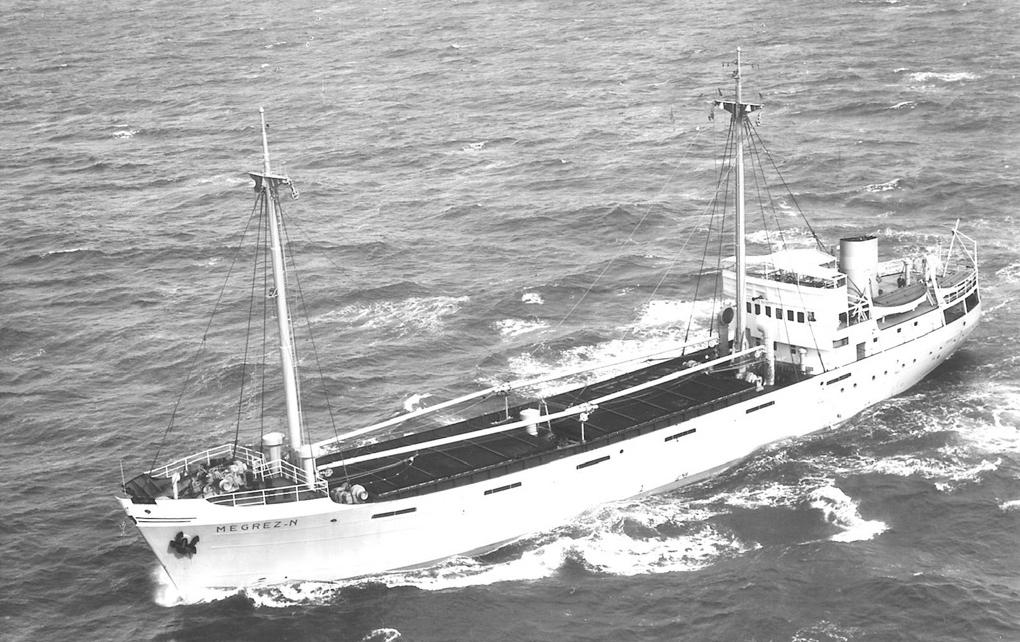 Bnr. 6: Megrez-N (1952)
