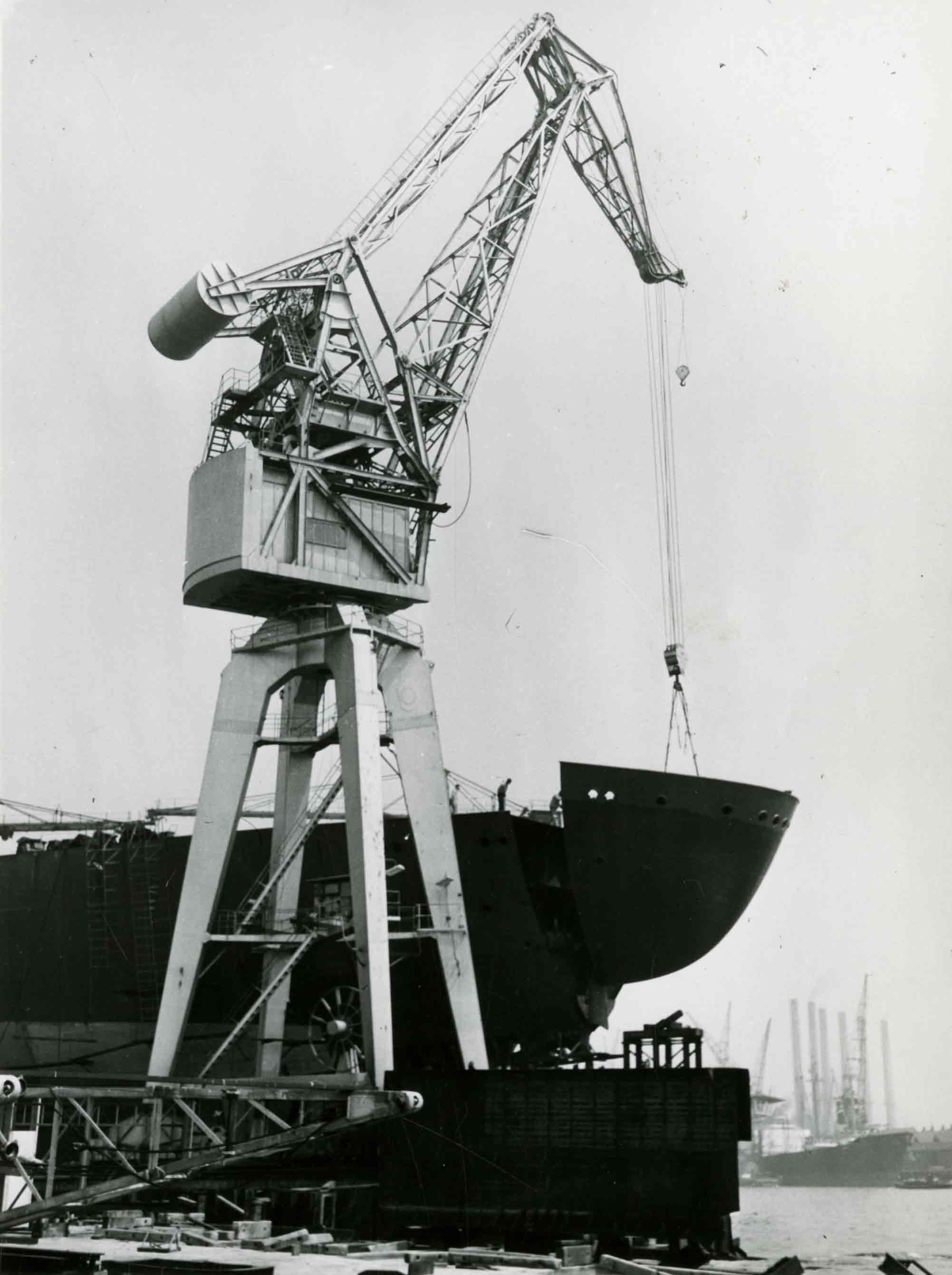 Bnr. 152: Hellingkraan (1958)