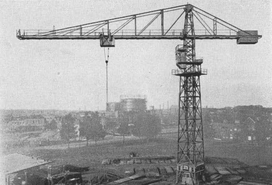 Bnr. 427: Werftorenkraan (1912)