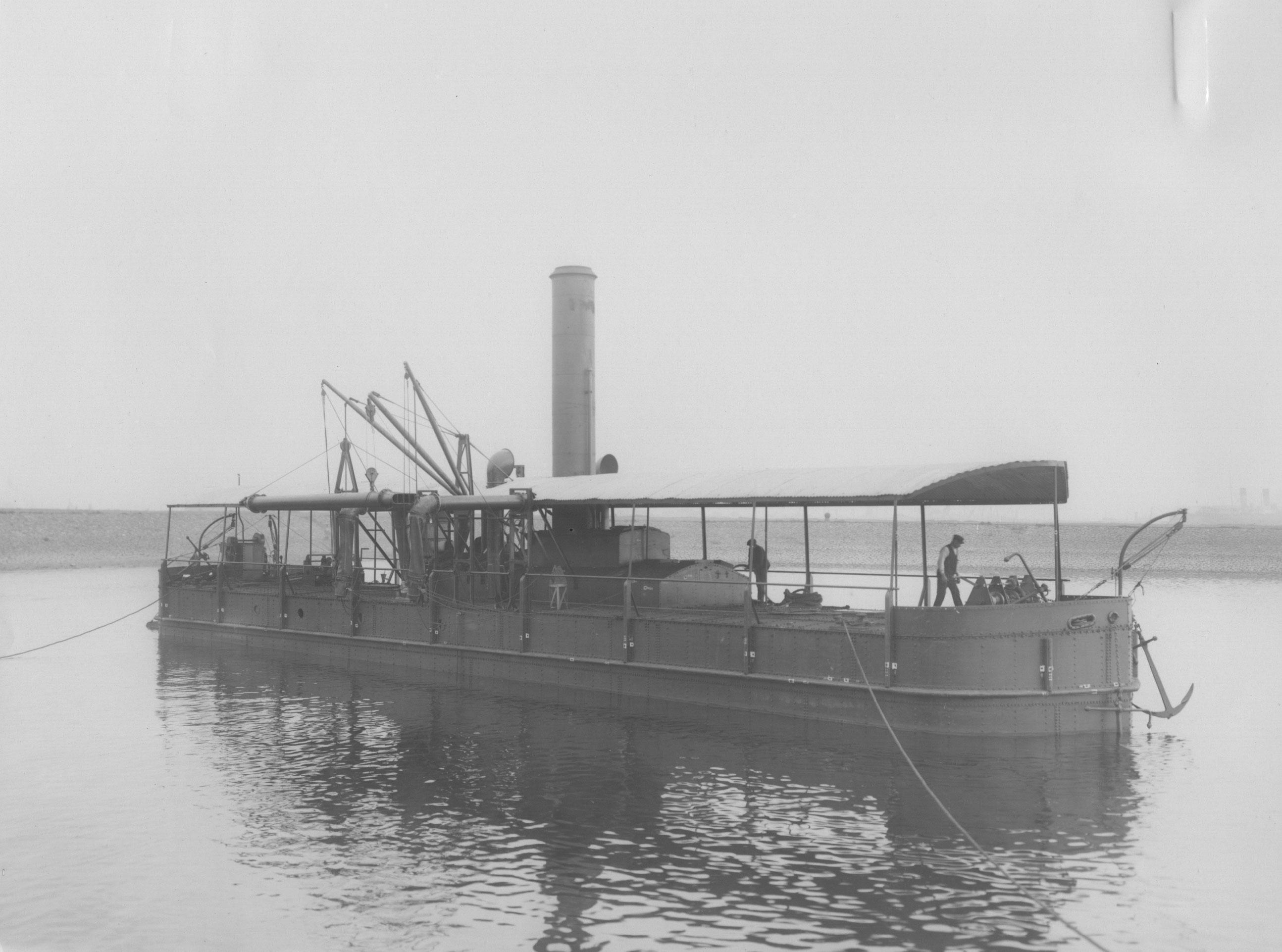 Bnr. 432: Profiel & Bakkenzuiger (1912)