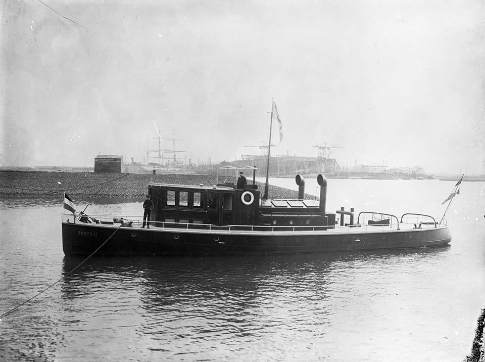 Bnr. 458: Gusto II (1914)
