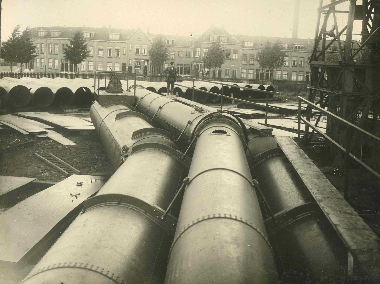 Bnr. 574: Persleiding (1924)