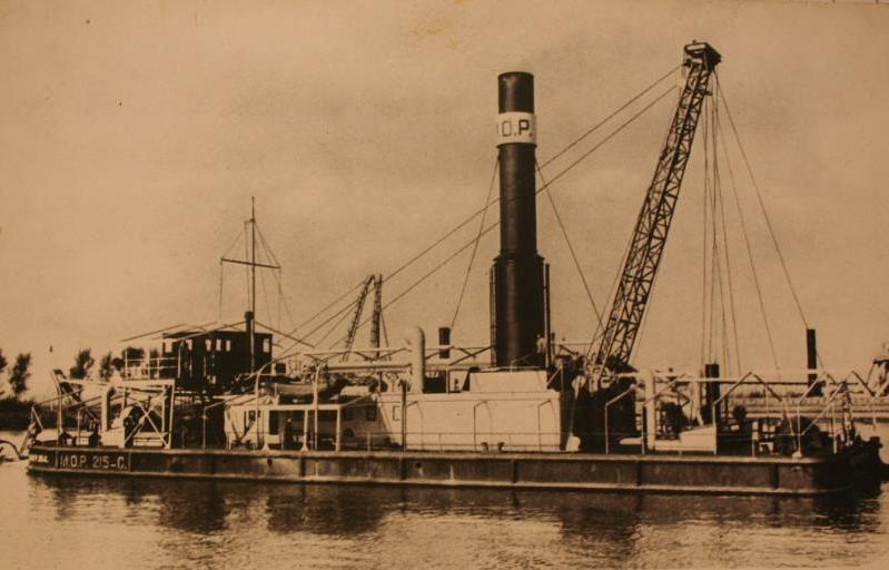 Bnr. 600 M.O.P. 215 C (1927)