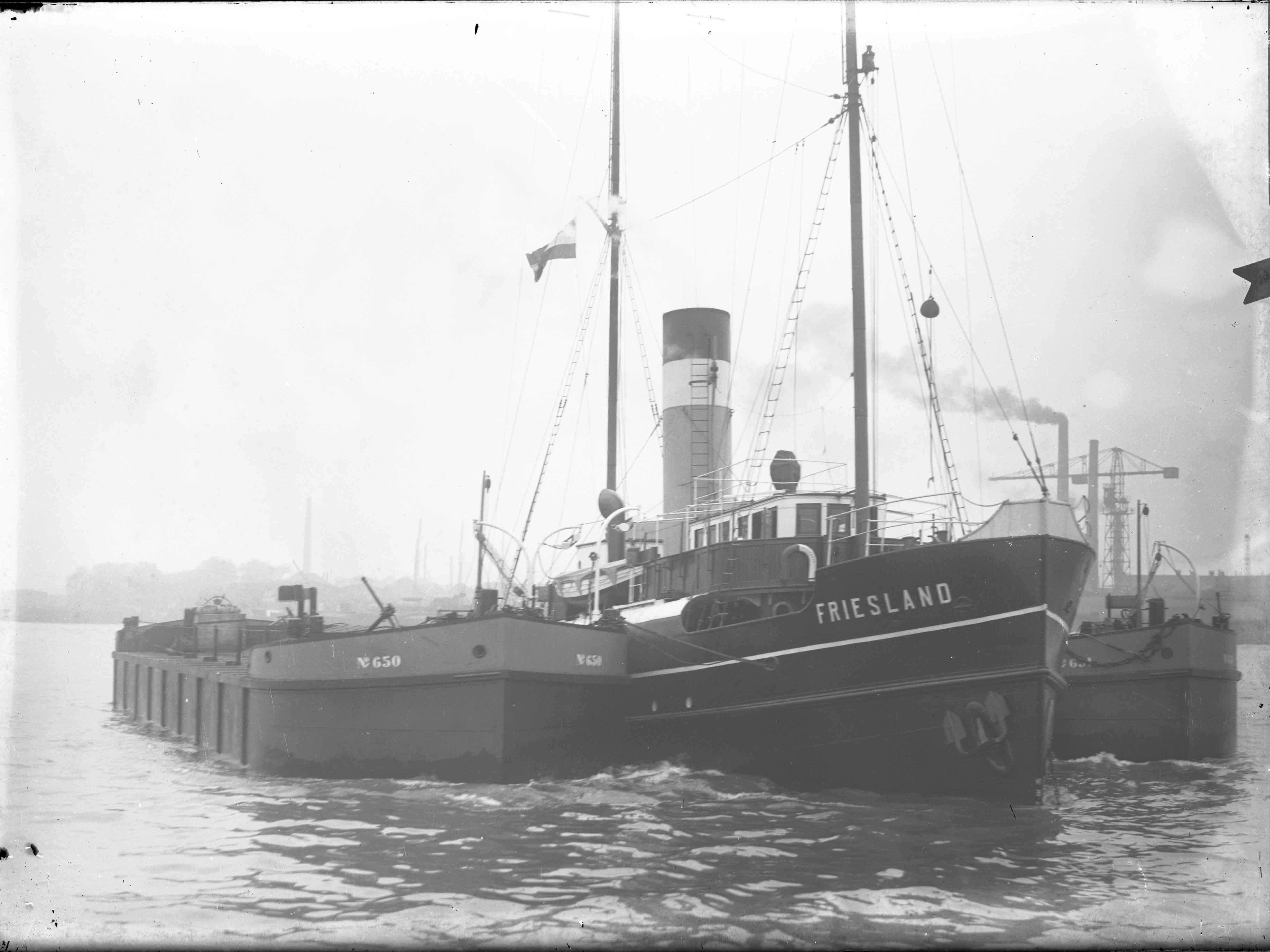 Bnr's. 650 & 651: Tuimelbakken (1930)