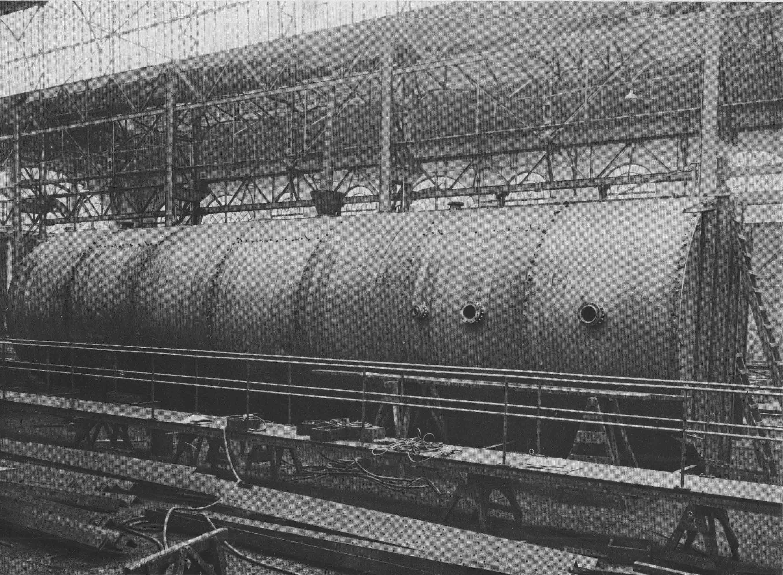 Bnr. 691: Drie Opslagtanks (1935)