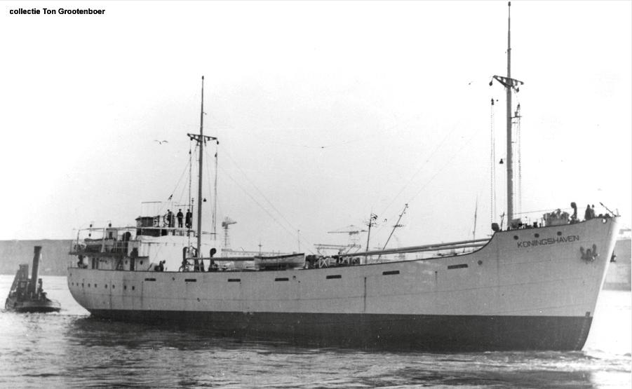 Bnr. 866: Koningshaven (1946)