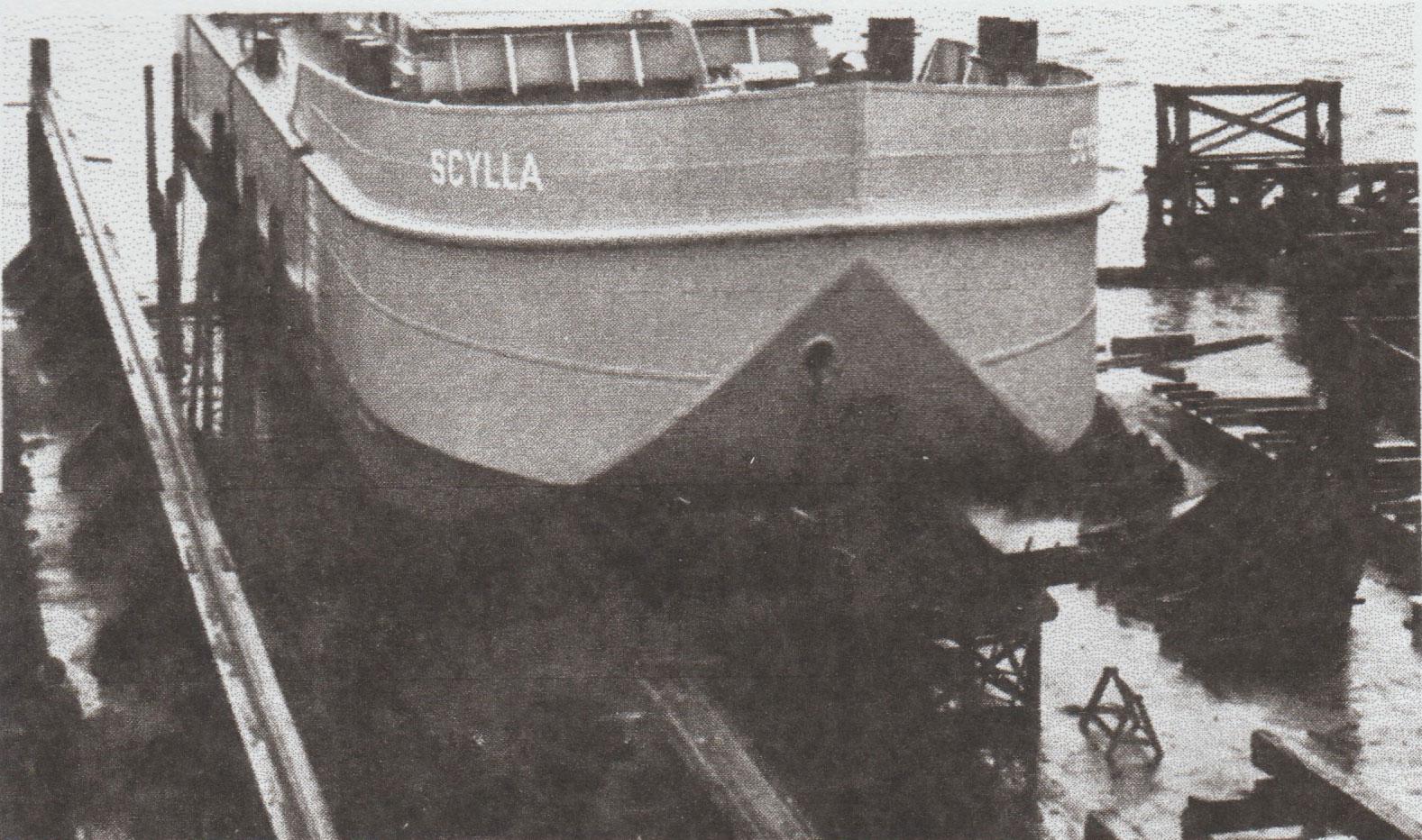 Bnr. 980 en 981: Charybde en Scylla (1950)
