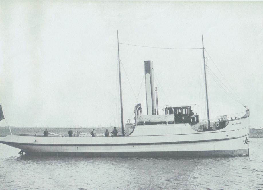 Bnr. 412: Albatros1 (1912)
