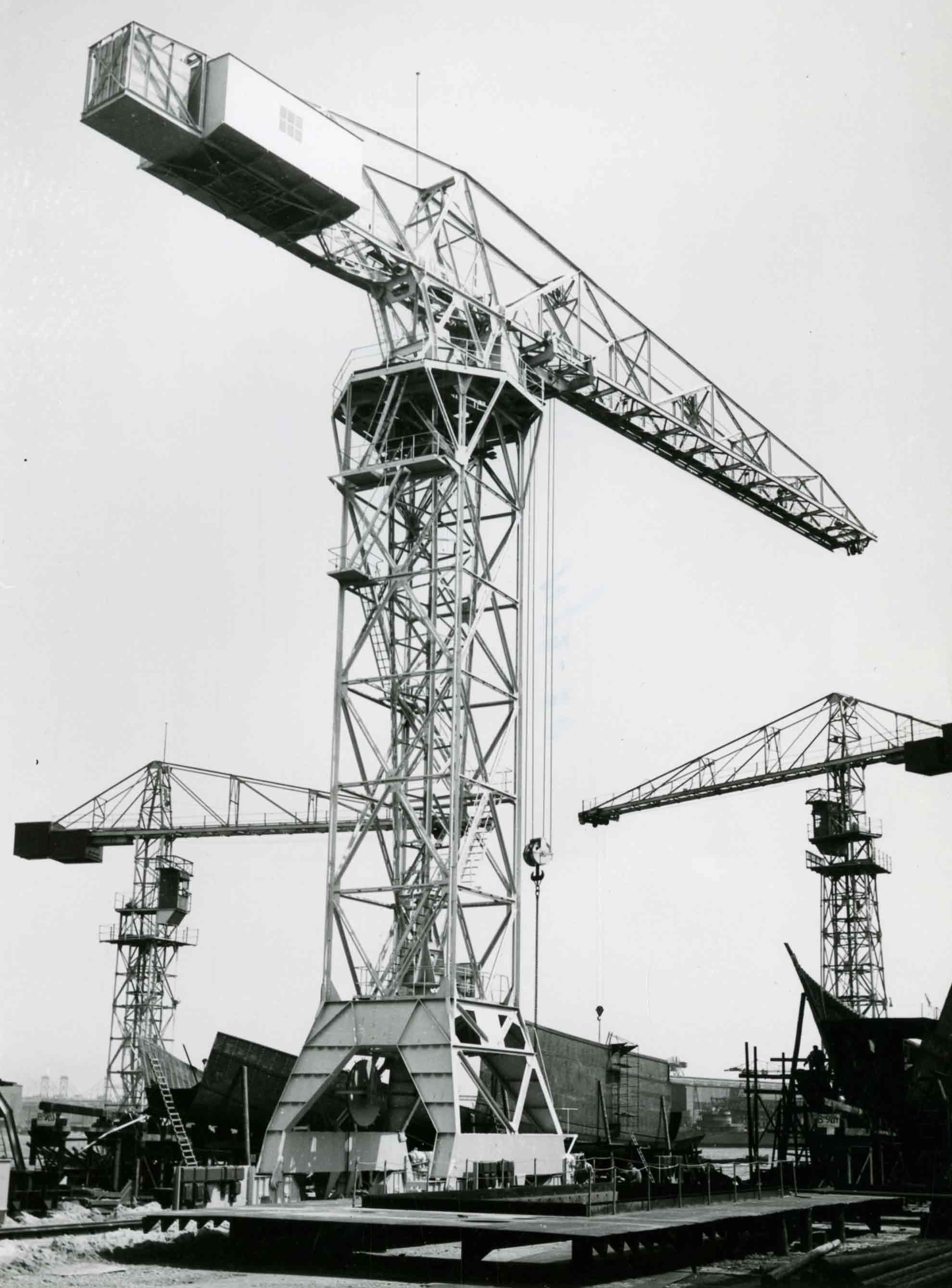 Bnr. 987: Torendraaikraan (1951)