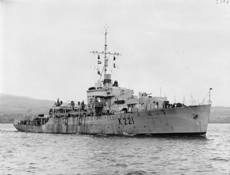 Br. 873: HMS Chelmer (1945)