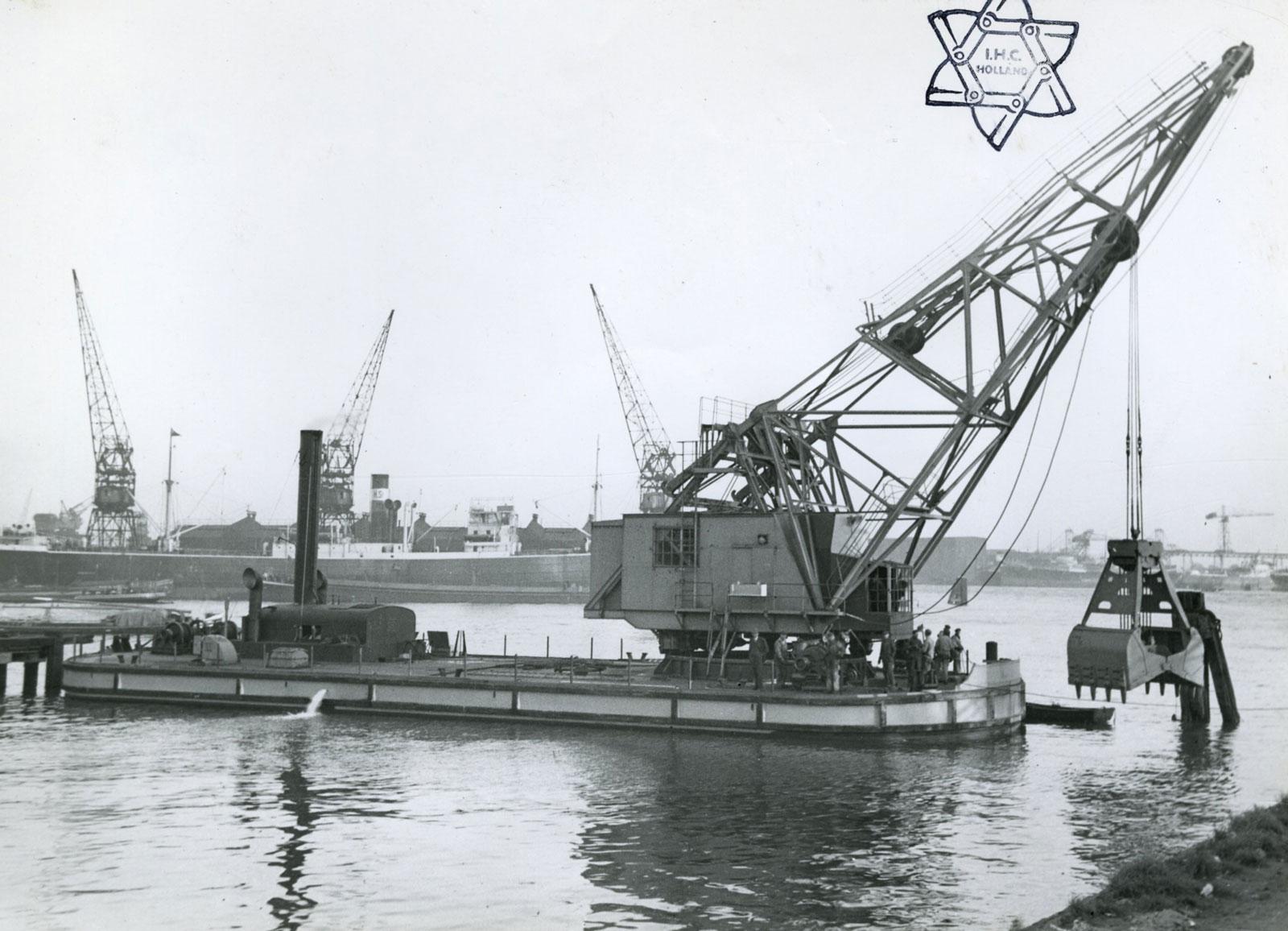 Bnr. 949: Arobat (1950)