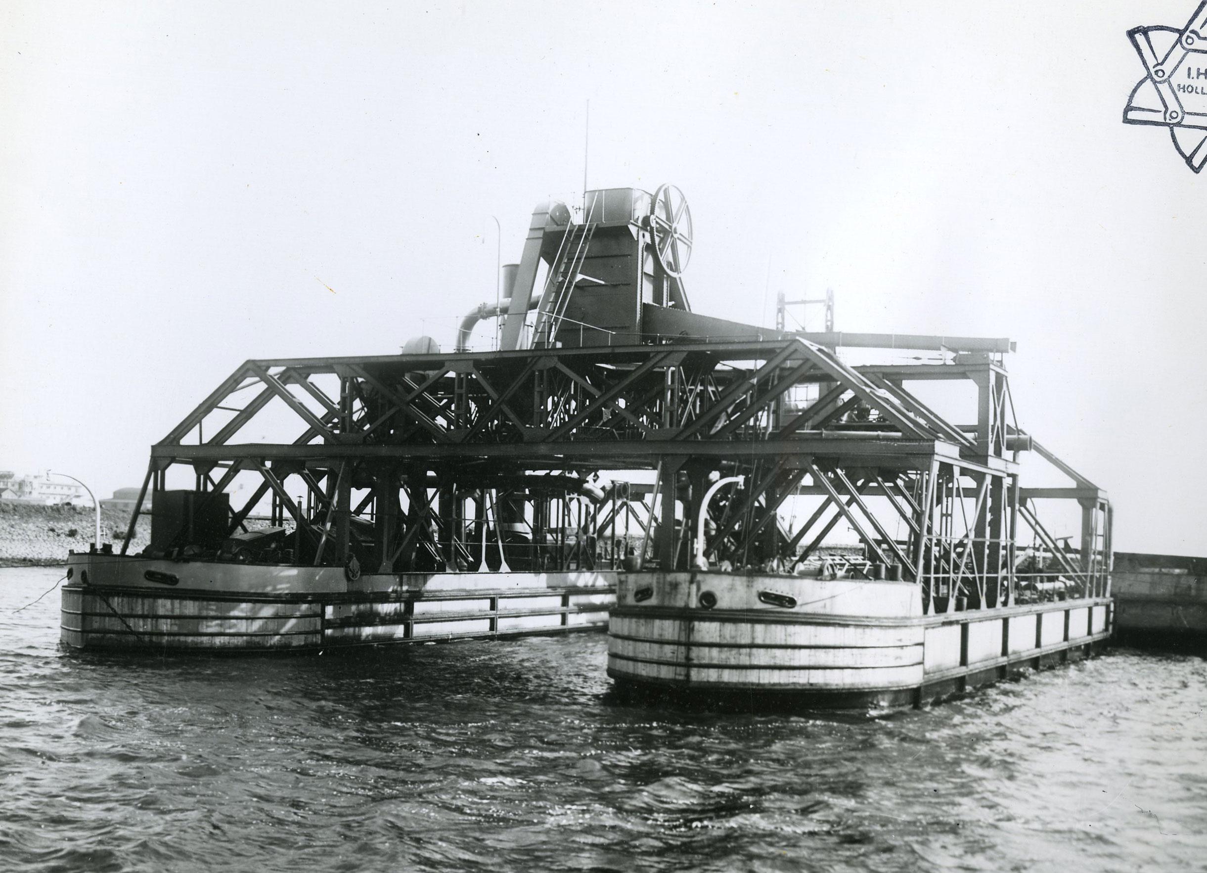 Bnr. 493 Drijvende Elevateur (1915)