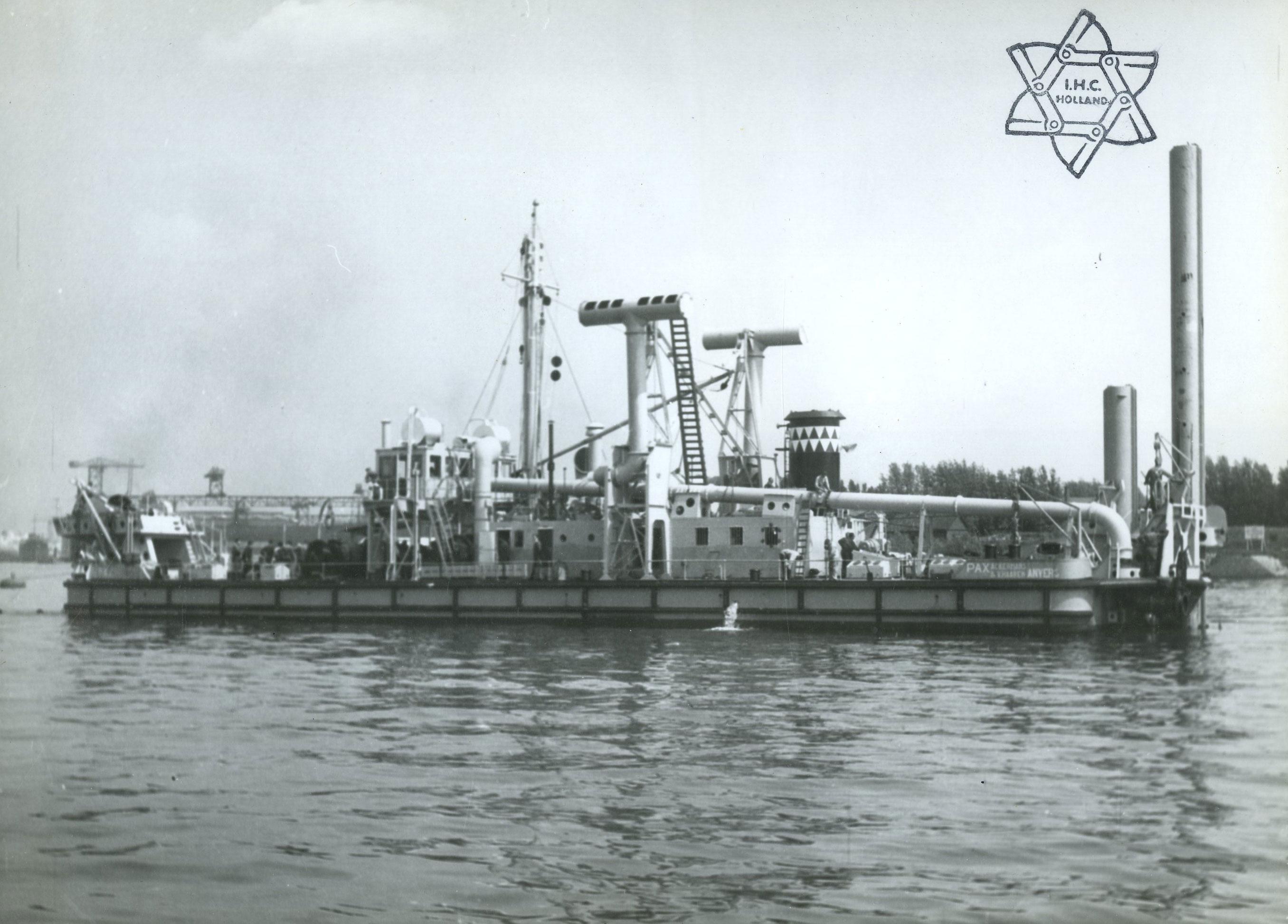 Bnr. 913: Pax (1949) (Co. 93)