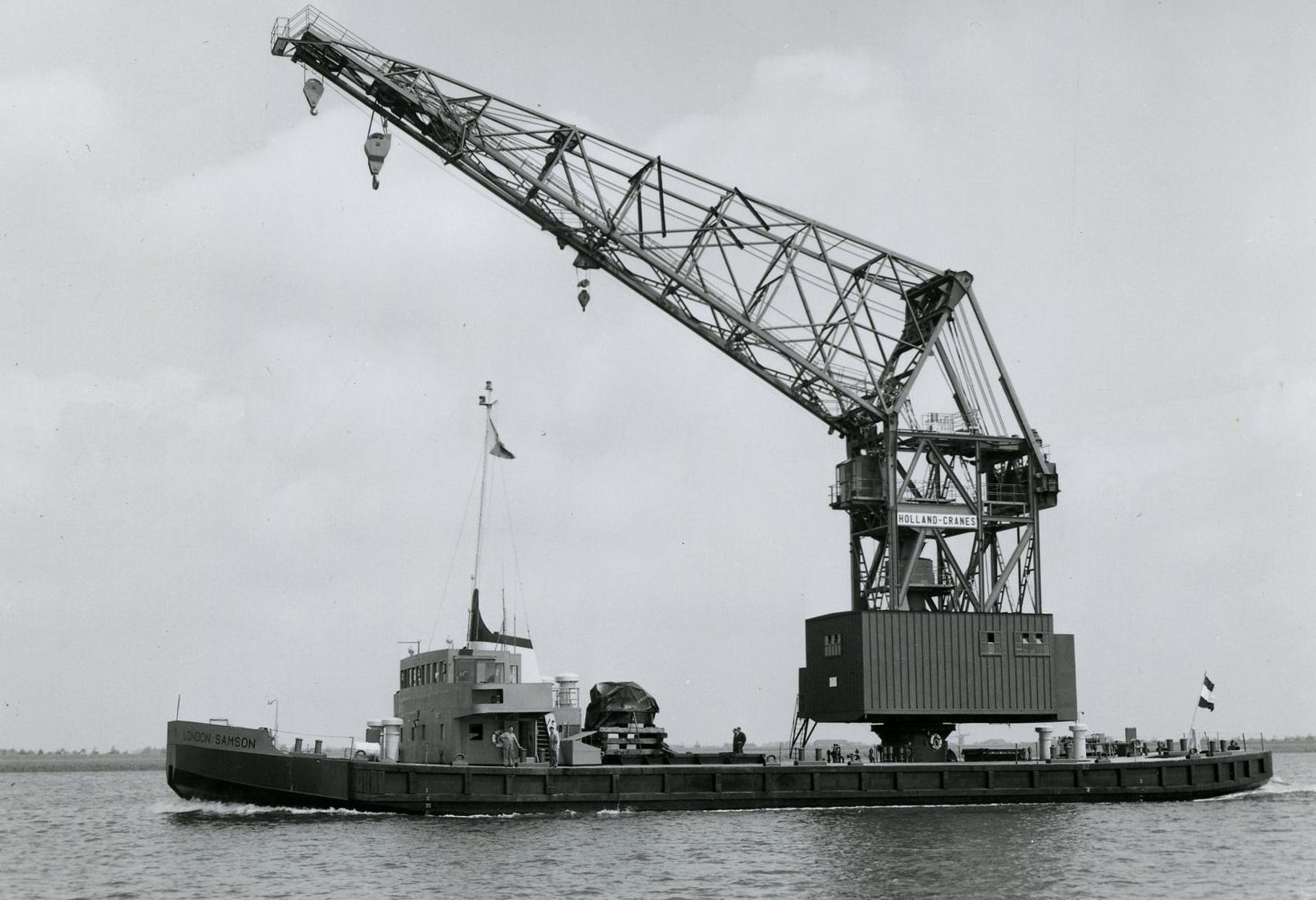 Bnr. 1110: London Samson (1963)