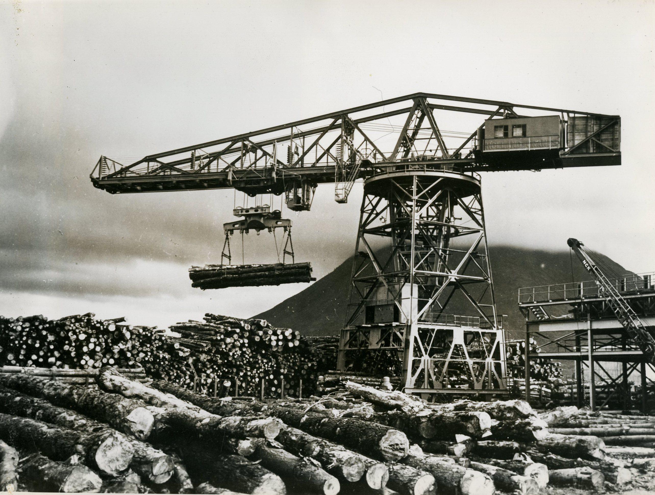 Co. 1020 30 ton Rijdende Torenkraan