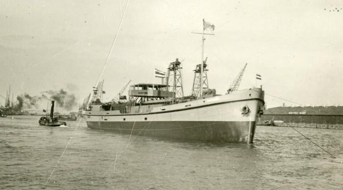 Proefvaart Sandon 1 (1939)