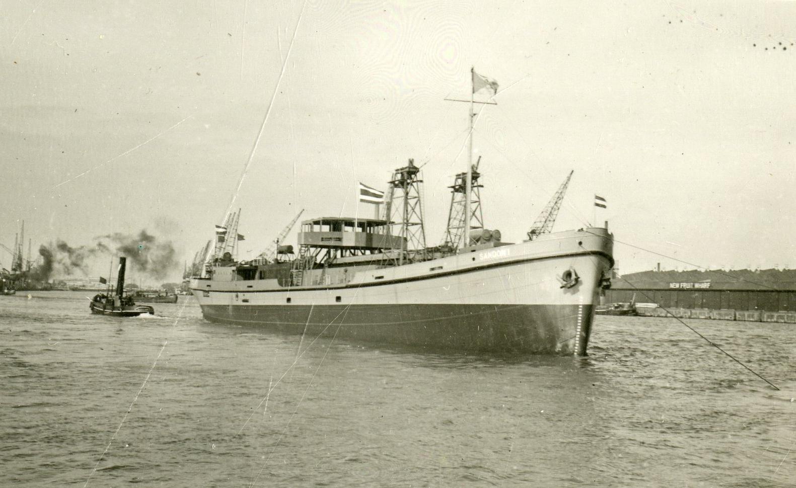 Bnr. 740: Sandon I (1939)
