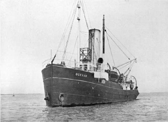 'Oceaan' 1916