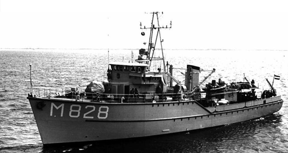 Bnr: 55: Hr. Ms. Staphorst (1956)