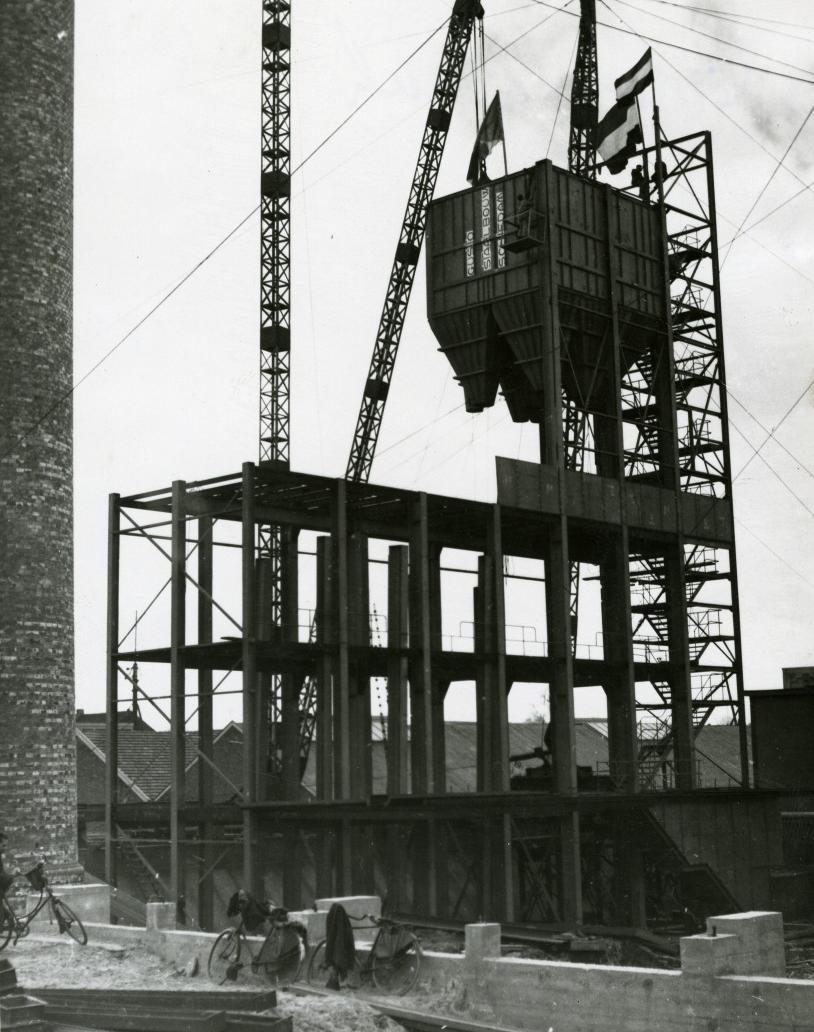 Bnr. 967: Staalconstr. Fabriek (1950)