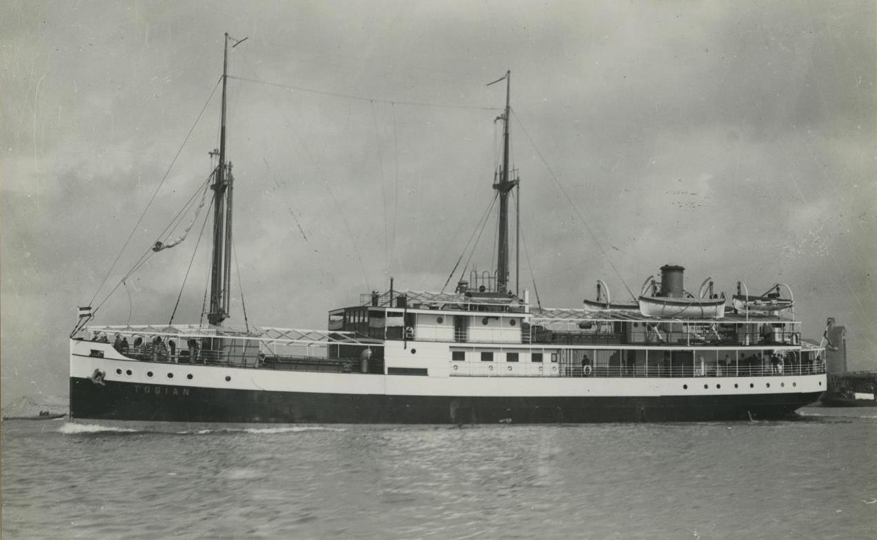 Bnr. 639: Togian (1938)