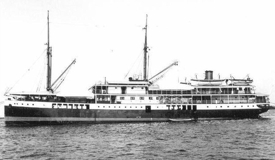 Bnr. 641: Toradja (1938)