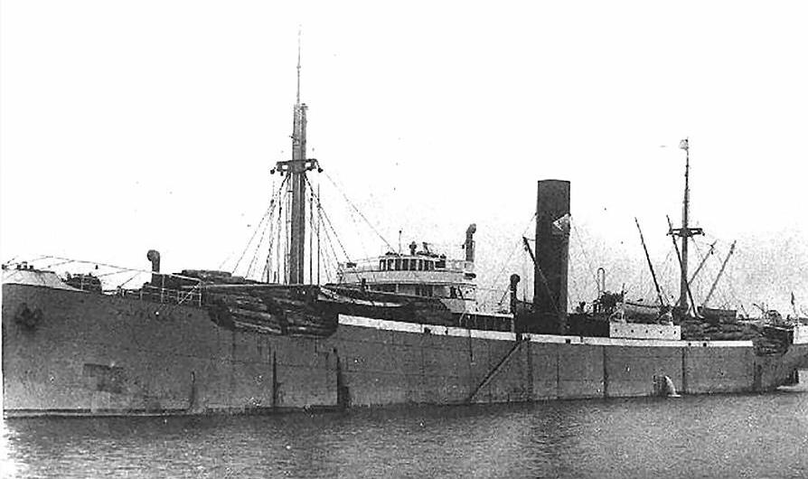 Bnr. 544: Vlieland (1922)