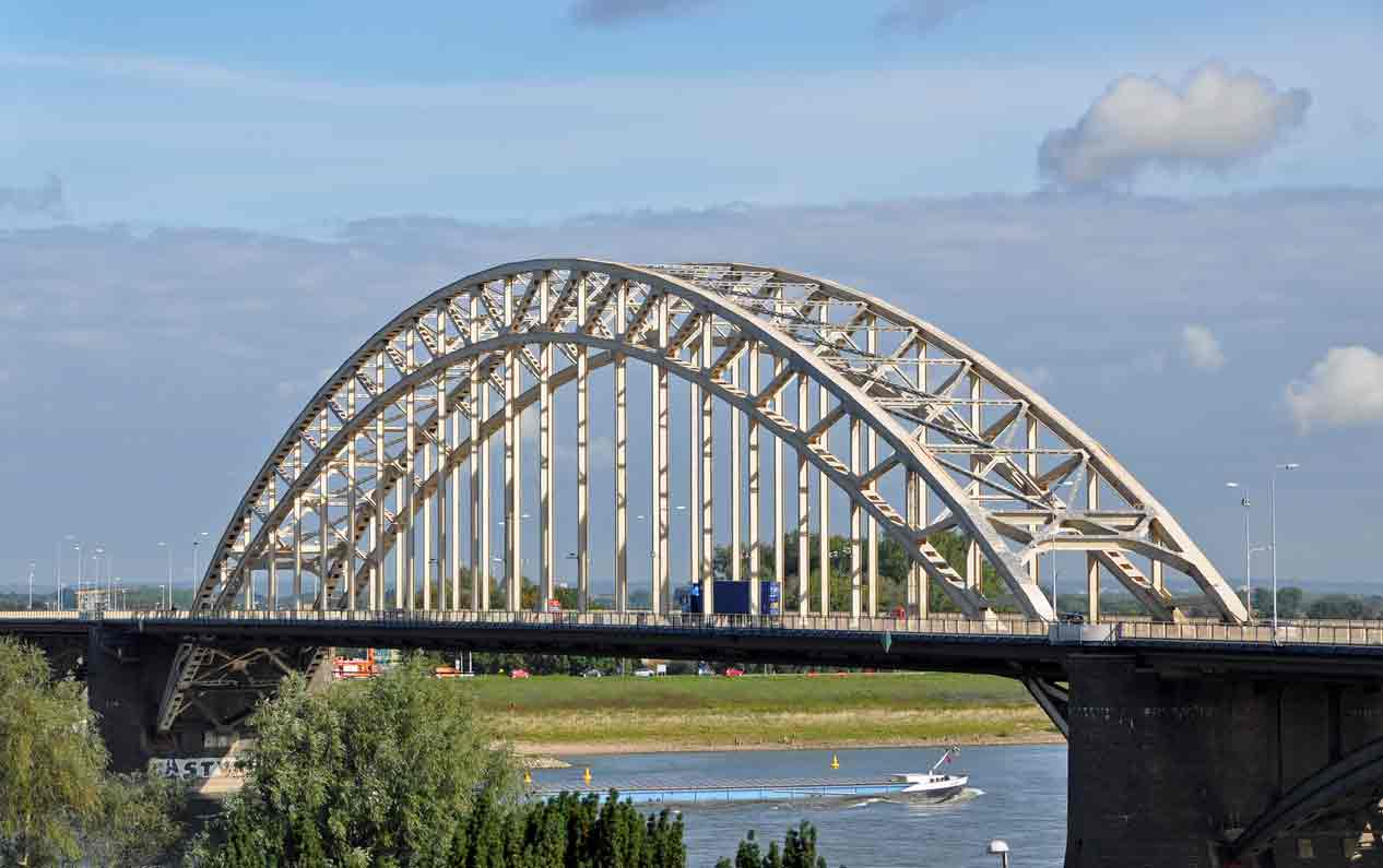 Bnr: 670: Waalbrug-Nijmegen (1933)