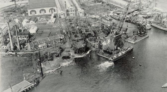 Gusto Schiedam tijdsbeeld 1905-1940