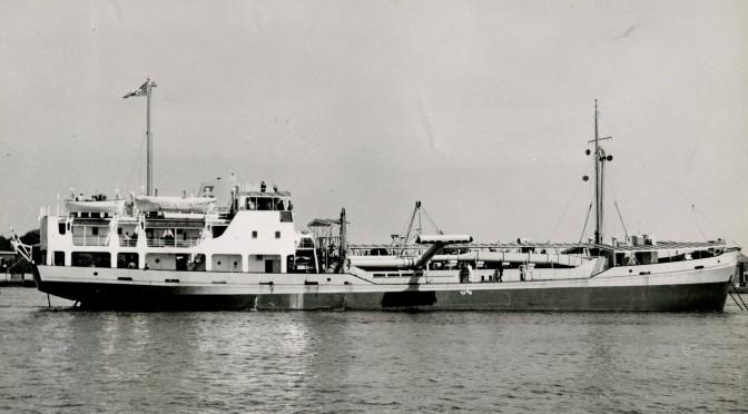 "Proefvaart ""Maxwell"" (Co. 380)"