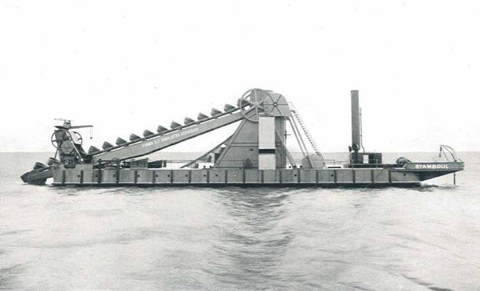 Bnr. 417: Stamboul (1911)