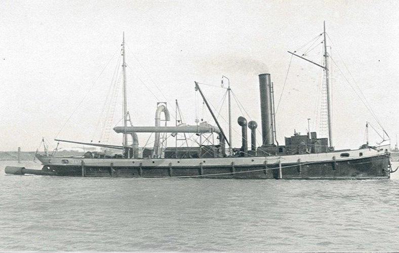 Bnr. 311: Cangrejo (1906)