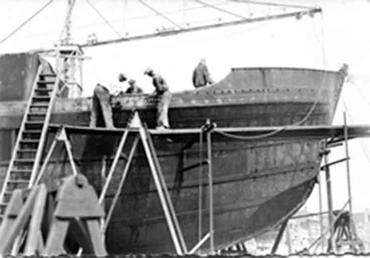 Bnr. 838/839/840: Sicherheitsfahrzeug (1943)