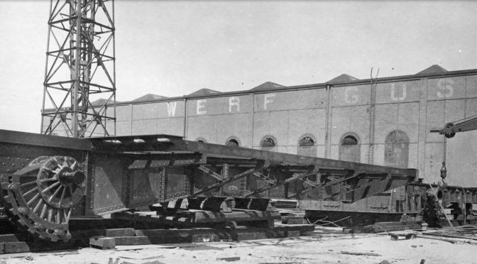 Bnr. 595 Koemarktbrug (1927)