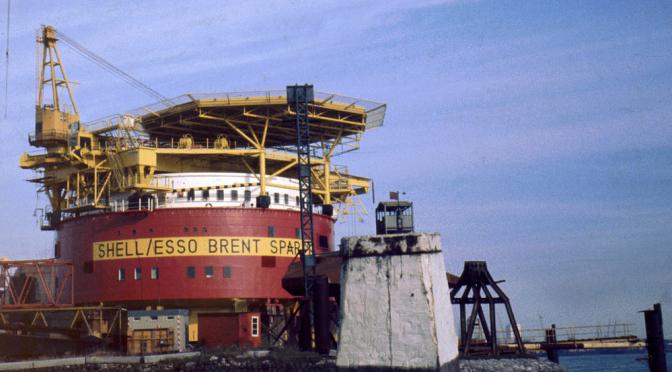 Co. 938: 'Brent Spar 1' (1975)