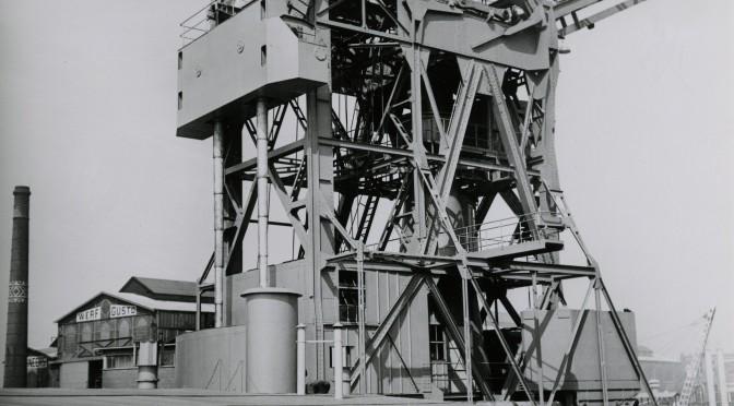 Bnr. 787:  175 Ton Kraan (1942)