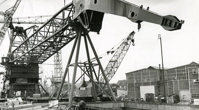 Kraanschip Orca 1971