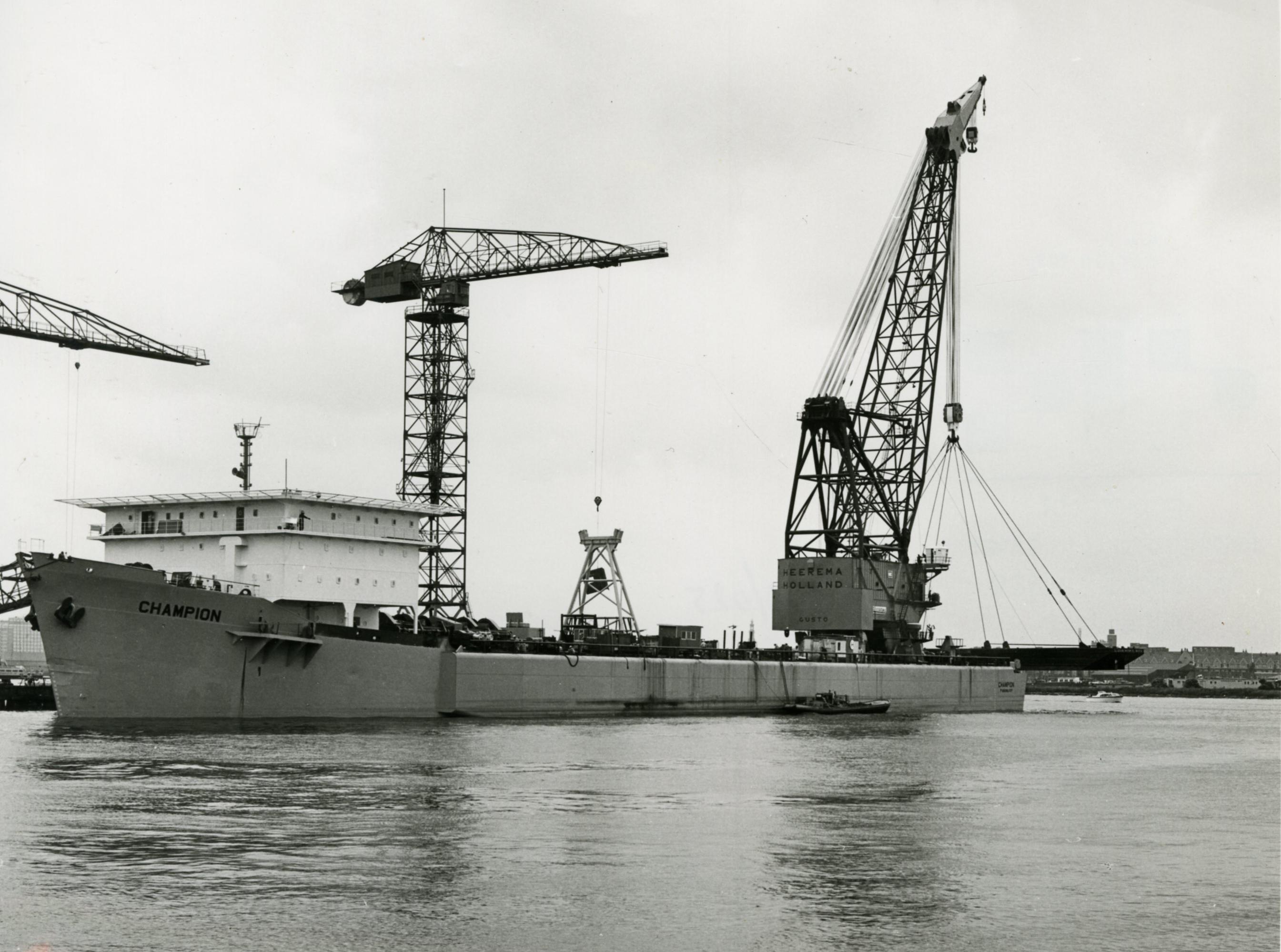 Co. 880-1 Champion (1971)