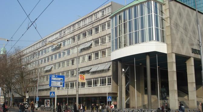 Bnr. 731 Beursgebouw Rotterdam (1939)