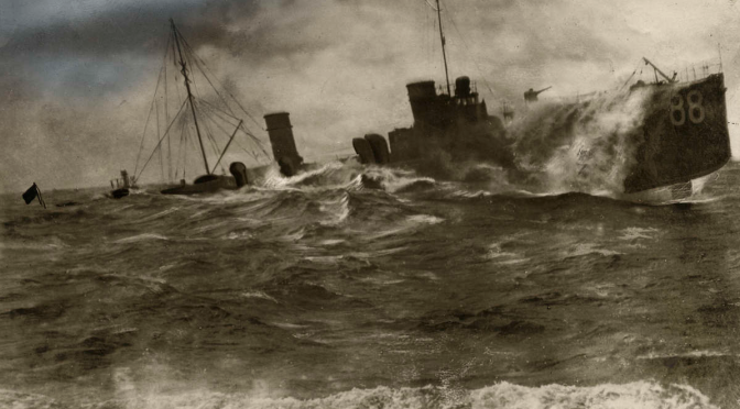 Stormachtige start Bnr. 486: Toba (1923)