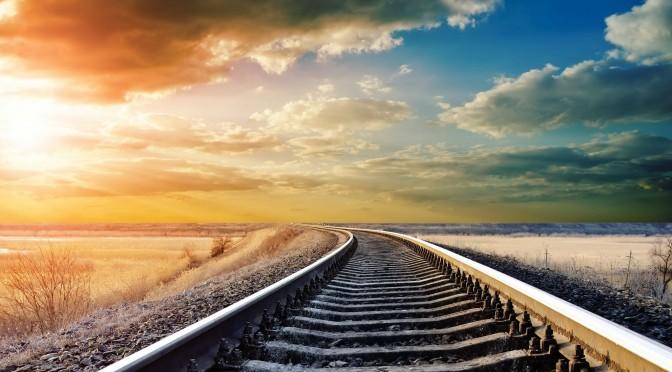 De Spoorwegaansluiting