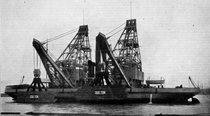 400 ton Drijvende Bok 1913 (Bnr. 447)