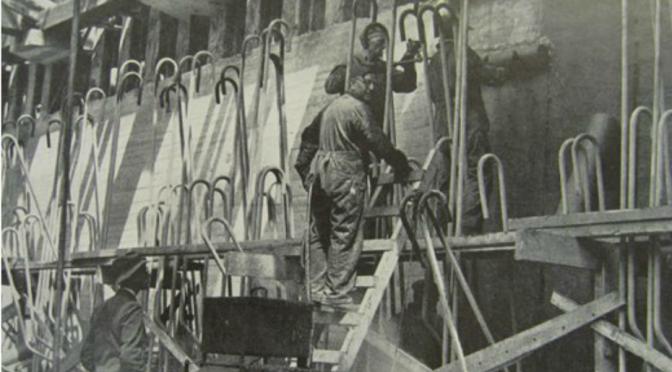 Stalen mantel 'Maastunnel' Bnr. 724 (1940)