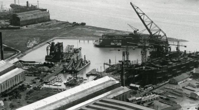 Werf Gusto Schiedam 100 jaar (1962)