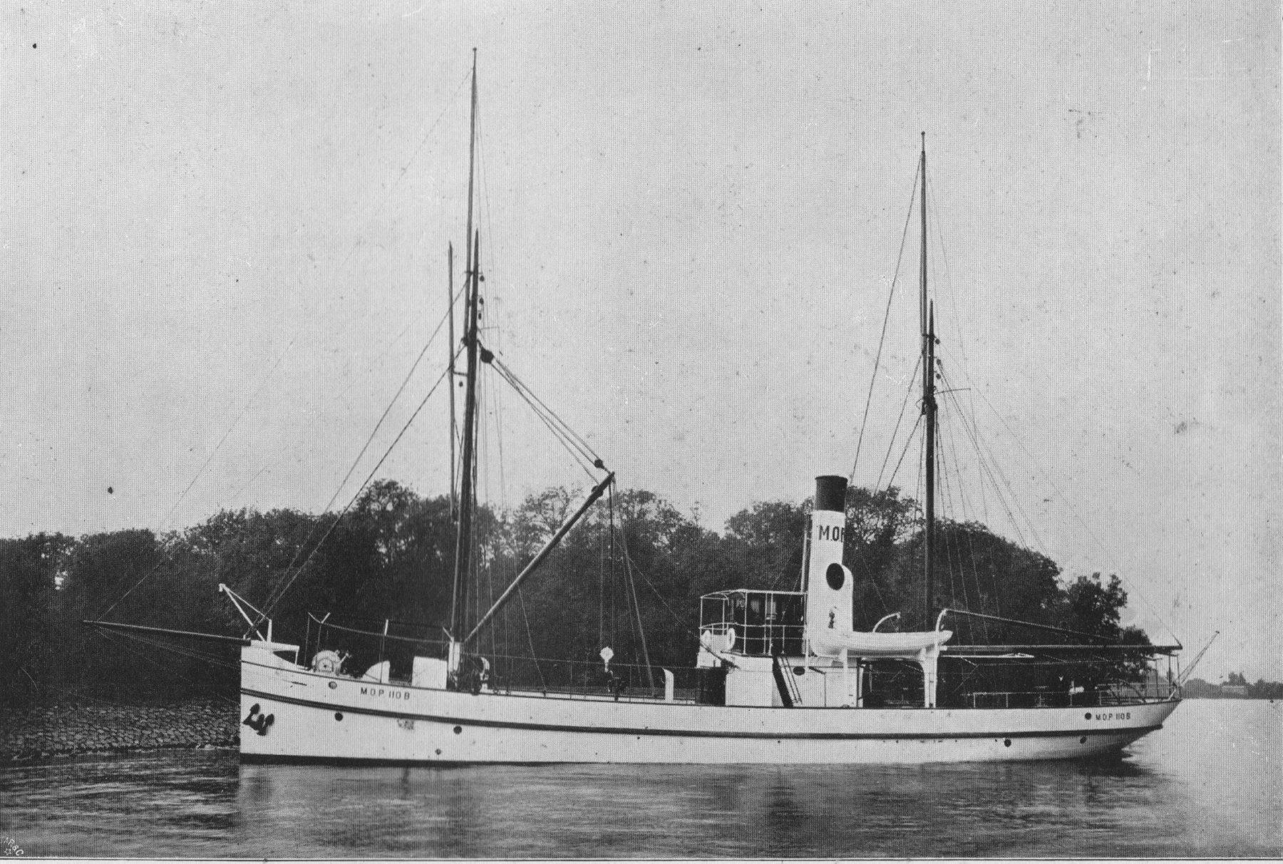 Bnr. 290: M.O.P. 110 B. (1904)
