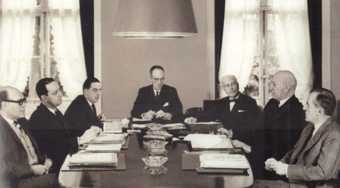 Het ontstaan van I.H.C. Holland