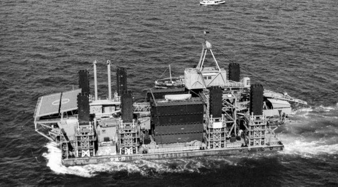 'Bnr. 150 'Sea Shell' – 1958′