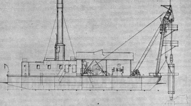 Rotsbreker voor Brazilië (Co. 276)