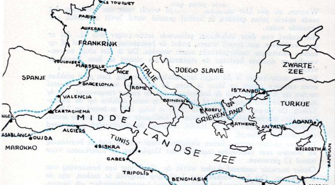 Een reis om de oude Wereldzee (1)