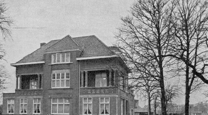 Hoe werkte de I.H.C. Holland in 1955